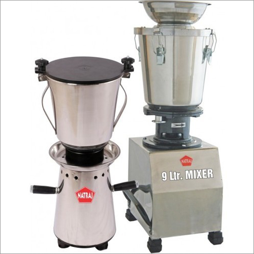 Heavy Duty Mixer 9LTR-2HP