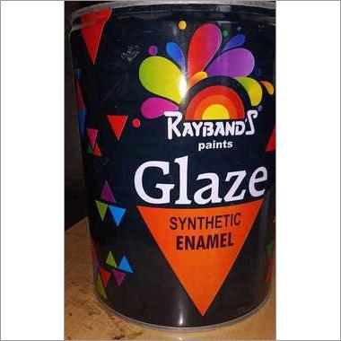 Glaze Synthetic Enamel Paint