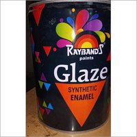 Glaze Synthetic Enamel Paint