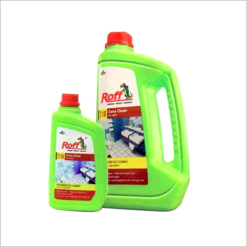 Acid Based Tile Cleaner