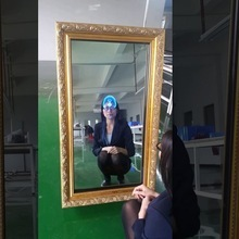Selfie Automatic Photo Machine Big Magic Mirror
