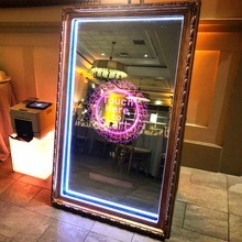 Parties and Events DSLR Camera Magic Mirror Photo Booth