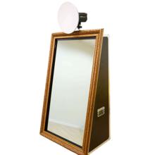 New Trendy Digital Magic Mirror me Selfie Photo Booth Machine
