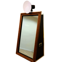 New Trendy Digital Magic Mirror me Selfie Photo Booth Machine