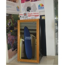 Magic Touch Screen Mirror Me Photo Booth