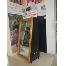 Portable Digital Smart Magic Mirror Me Photo Booth with In build Photo printer