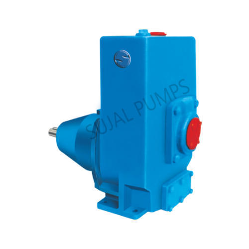 Mechanical Seal Fitted Pump