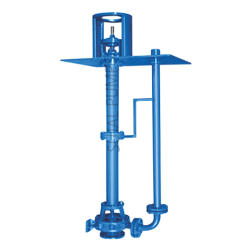 Vertical Acid Transfer Pump