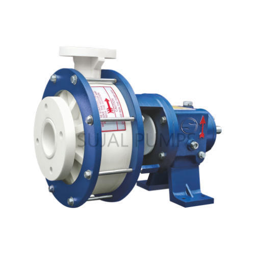 Glandless Pump