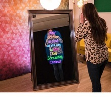 55 Inch/65 Inch selfie Photo Booth wedding and party