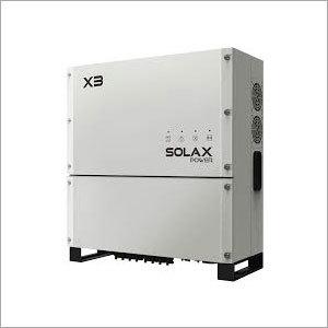 Solax Three Phase Inverter