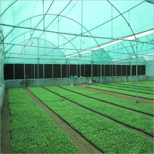 Poly Shade Greenhouse