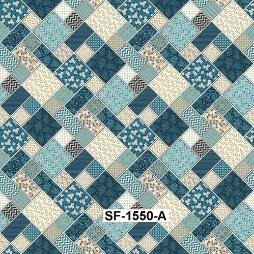 Geomatric Printed Fabric