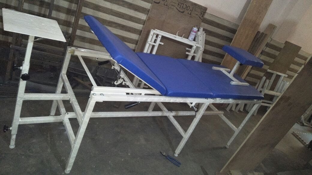 Traction Bed Three Fold