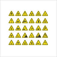 Industrial Warning Signages