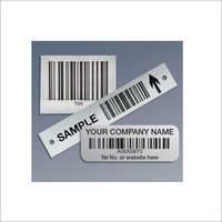 Barcode Tags And Labels
