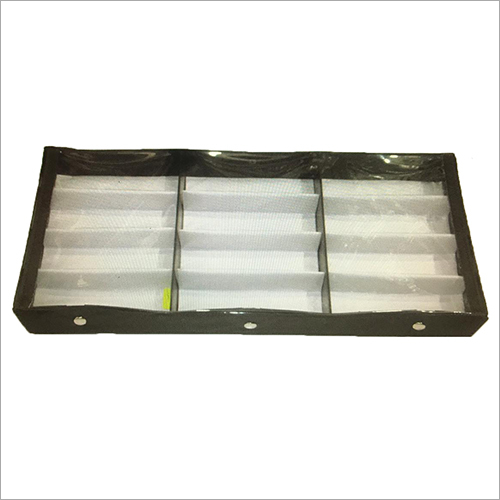 Plastic Transparent Goggle Tray