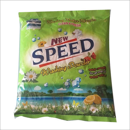 New Speed Washing Powder