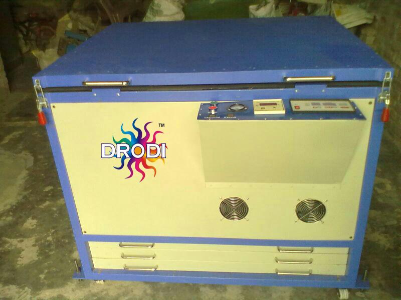 Screen UV Exposing Machine