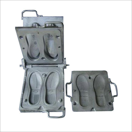 Rubber Sole Mold For Canvas Shoe And Sandle
