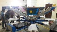 Manual Shirt Screen Printing Machine