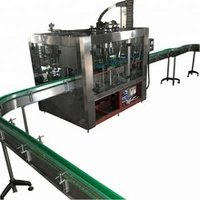 Fully Automatic Bottling Machine