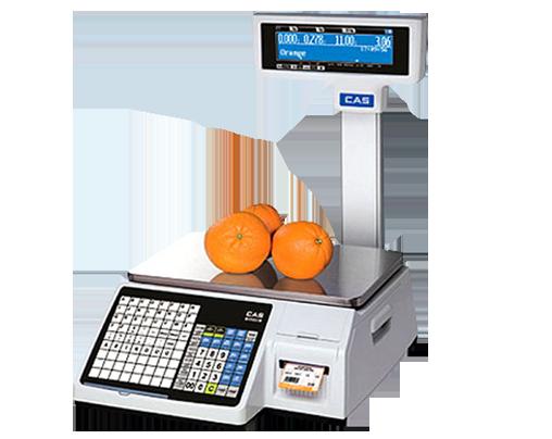 Supermarket Scale