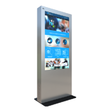 LED Screen digital signage for Corporate office Kiosk
