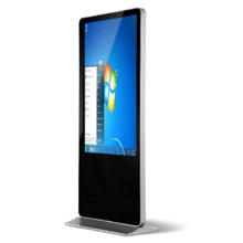 55 Inch Intelligent Self-Service Shopping Mall Advertising Touch Screen Kiosk