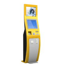 Advertising touch screen Corporate kiosk