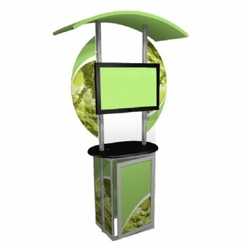 42 inch shopping mall/exhibition information kiosk