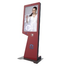 Virtual Customized Dressing Room kiosk