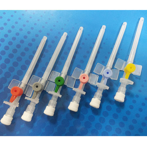 TEFLO / NEOTEF   I.V.Cannula sizes 18, 20, 22, 24, 26
