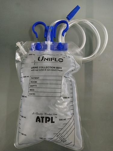 UNIFLO  Urine bag Premium with Hanger