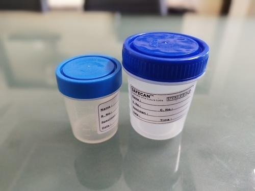 Safecan  30ml / 60ml  Urine Container  Sterile / Non Sterile