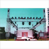 Stage Lighting Aluminium Truss Strcture
