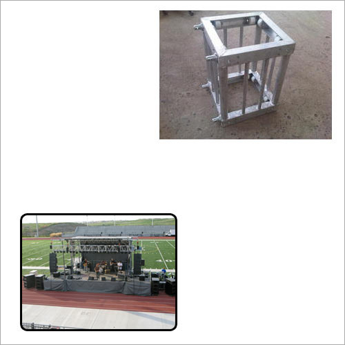 Aluminum Corner Box Truss For Event