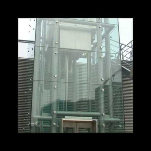 Exterior Spider Glazing