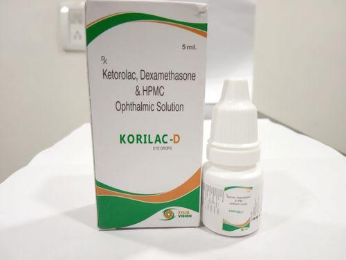 Ketorolac Tromethmine+Hpcm+Dexamethson