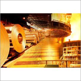 Industrial Steel Plant