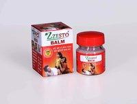 Herbal Zesto Balm