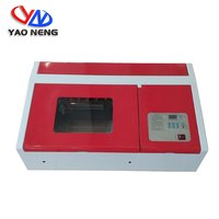 40w 50w 3020 Work Area Co2 Laser Engraving Cutting Machine