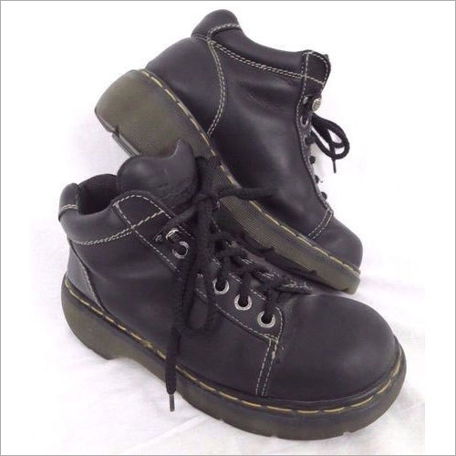 Safety Black Shoes