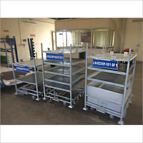 Industrial Storage Trolley