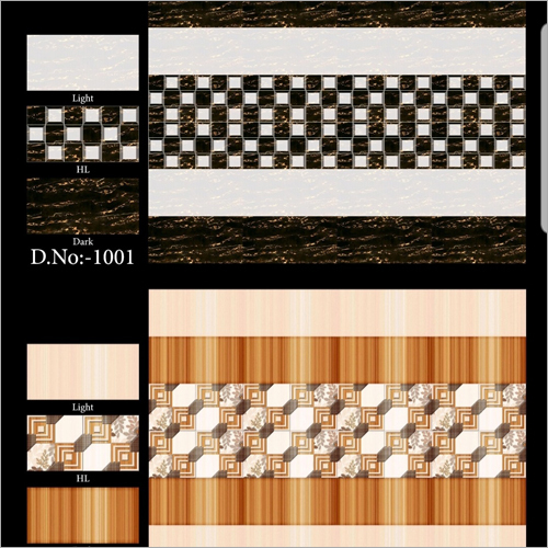 Digital Creamic Wall Tiles