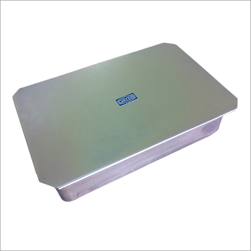 Sliding Cover Aluminium Box