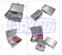 Aluminium Jewellery Box