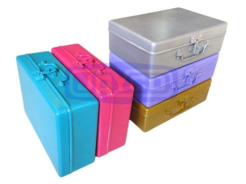 Any Color Possible Powder Coated Boxes