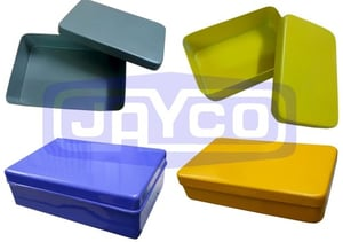 Metal Colored Box