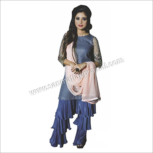 Ladies Gharara Suit